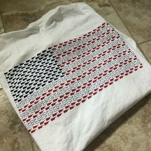 Tops - American Flag Rowing Shirt